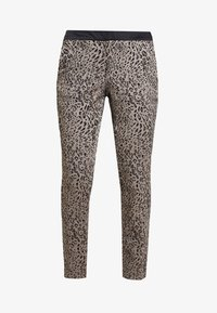 comma - Trousers - taupe - 4