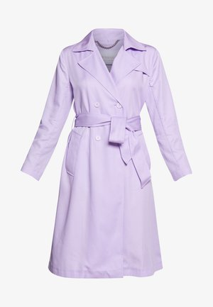 Trench - pastel lilac