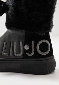LIU JO - SARAH - Kotníkové boty - black - 2