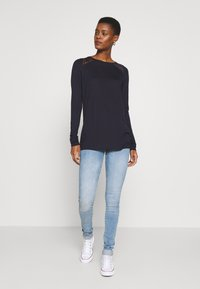 ONLY Tall - ONLNICOLE OP TALL  - Long sleeved top - night sky - 1