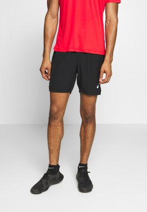 2-IN-1 SHORT - kurze Sporthose - performance black