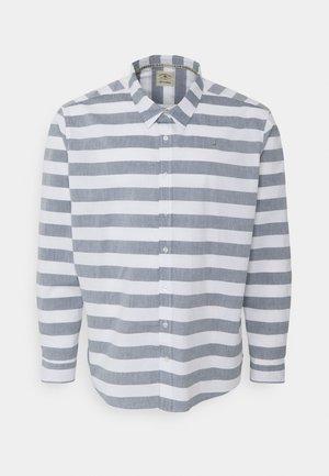 BOLD STRIPE SHIRT - Overhemd - navy/white
