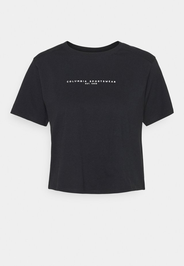 PARK™ BOX TEE - T-shirt imprimé - black