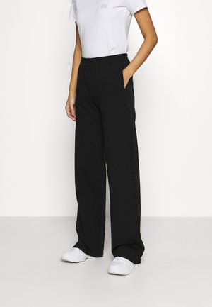 PANT FELPA - Trousers - nero