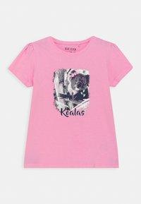 Blue Seven - GIRLS KOALA TIGER 3 PACK - T-shirts print - multi coloured - 4
