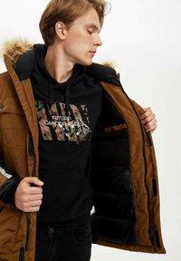 DeFacto - Vinterkappa /-rock - brown - 3