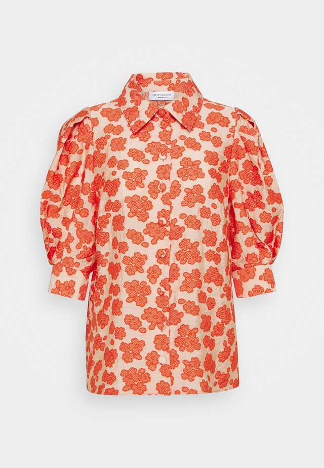MIRABELLE - Overhemdblouse - coral