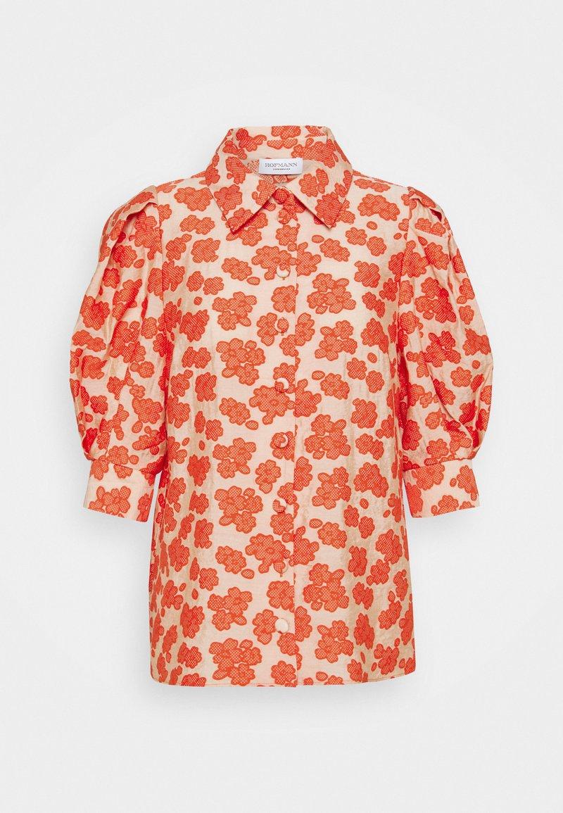 Hofmann Copenhagen - MIRABELLE - Košile - coral