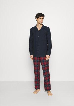PANT SET - Pyjamas - blue