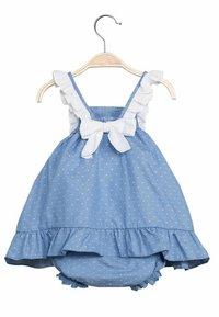 Dadati - Day dress - blue - 1