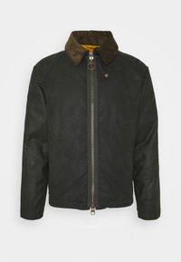 Barbour Beacon - WINTER MUNRO WAX - Light jacket - sage - 0