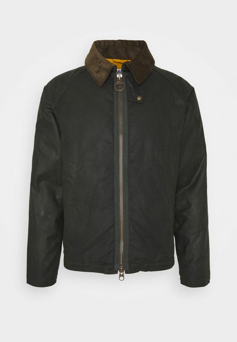 Barbour Beacon - WINTER MUNRO WAX - Light jacket - sage