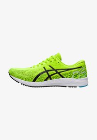 ASICS - GEL-DS TRAINER 26 - Competition running shoes - hazard green/black - 0