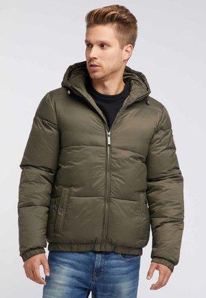 Winter jacket - olive