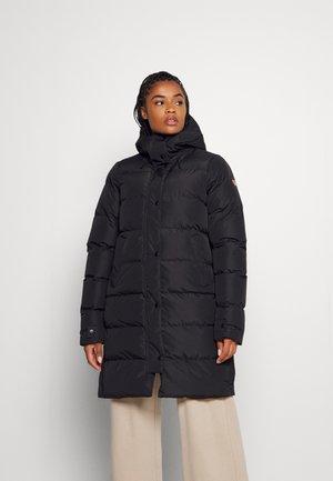 GADWELL WOMEN JACKET - Zimní kabát - black