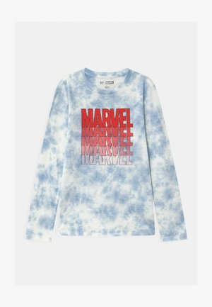 BOY MARVEL - Long sleeved top - blue