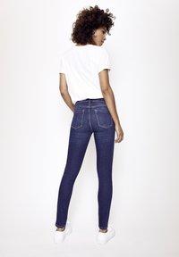 Five Fellas - GRACIA - Slim fit jeans - blau - 2