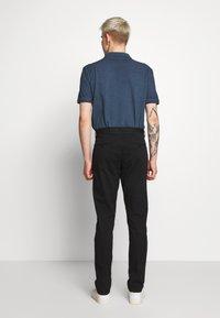 HUGO - GLEN - Chino kalhoty - black - 2