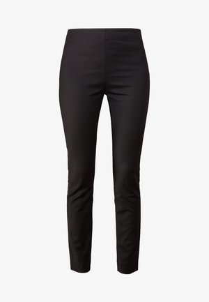 MILA PANTS - Trousers - black