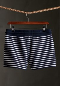 Superdry - CLASSIC  - Shorts - navy stripe - 1