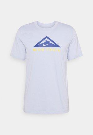 TEE TRAIL - T-shirt imprimé - ghost