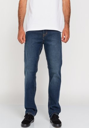 Jeans Tapered Fit - dark used