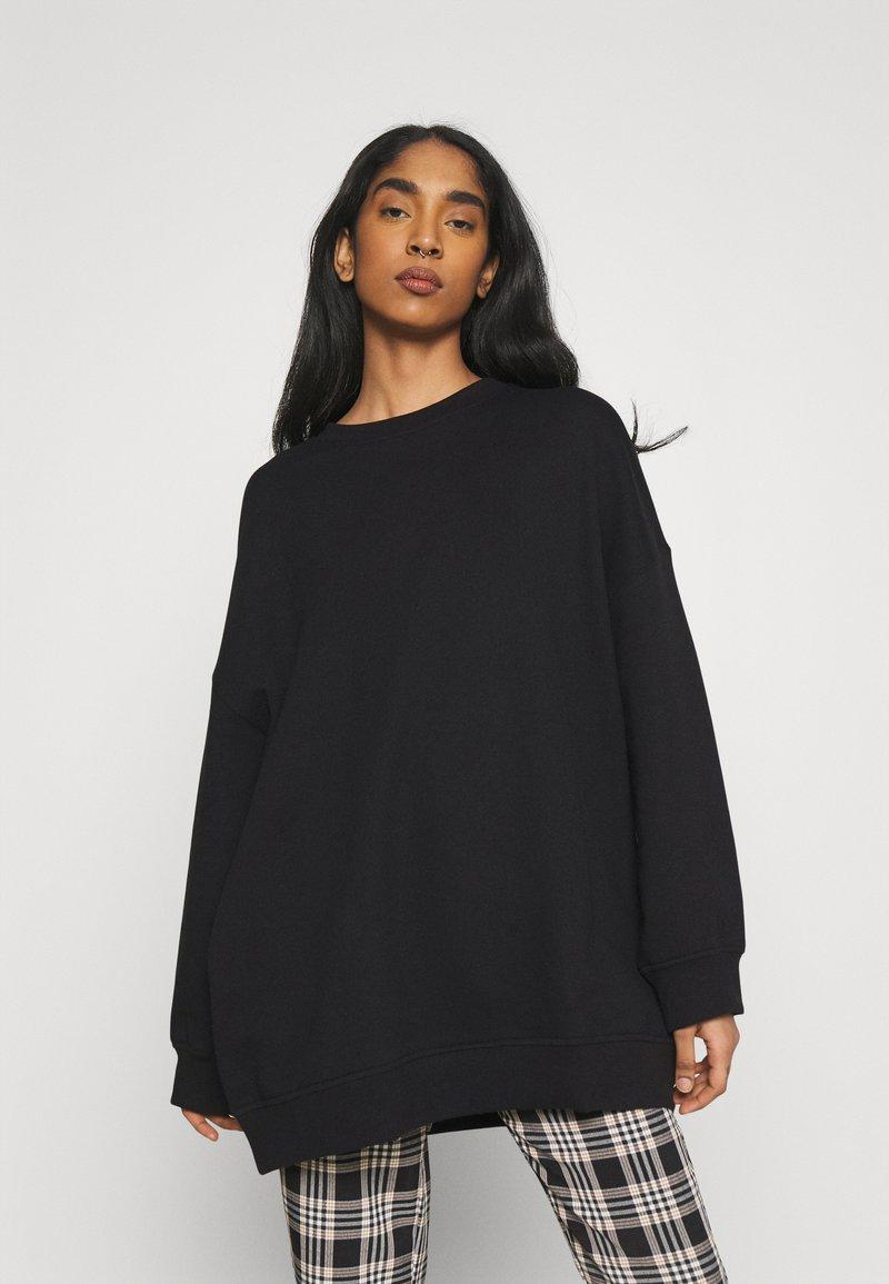 Monki - GALI  - Sweatshirt - black