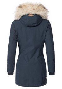 Navahoo - CRISTAL - Winter coat - blue - 2