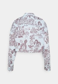 Monki - Button-down blouse - summerinfrance - 9