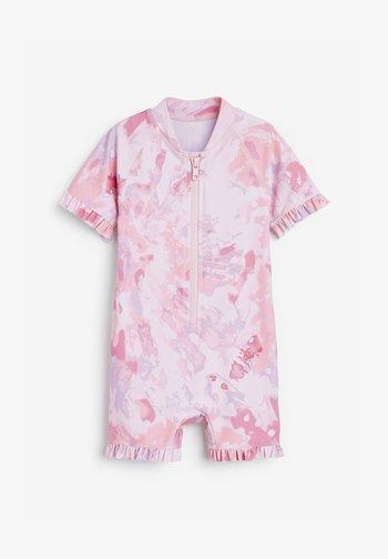 sunsafe  - Swimsuit - pink