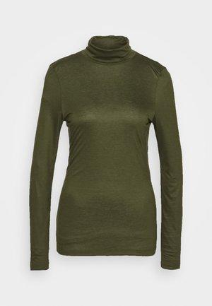 LARNI - T-shirt à manches longues - grün
