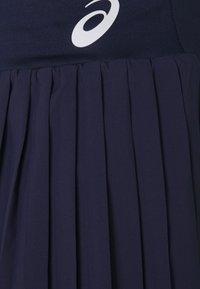 ASICS - MATCH PLEATS SKORT - Sports skirt - peacoat - 2