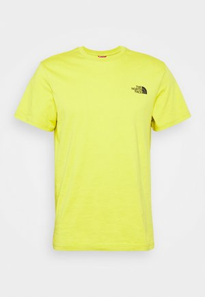 MENS SIMPLE DOME TEE - Camiseta básica - citronellegreen