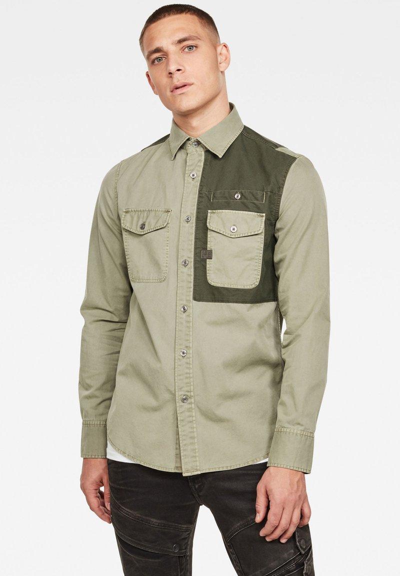 G-Star - SLIM - Overhemd - shamrock