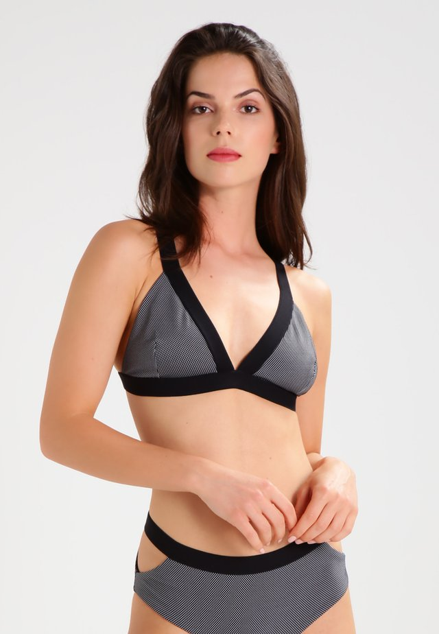 BE CONTEMPORARY - Triangle bra - grey