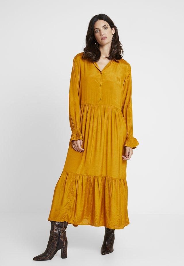 KATHEA DRESS - Maxi dress - buckthorn