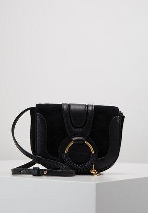 MINI BAGS - Across body bag - black