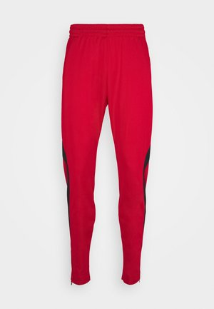 AIR DRY PANT - Tracksuit bottoms - gym red/black