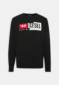 Diesel - S-GIRK-CUTY - Felpa - black - 4