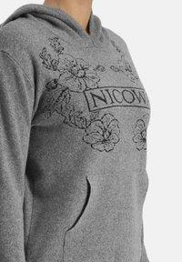 Nicowa - Hoodie - grau - 3