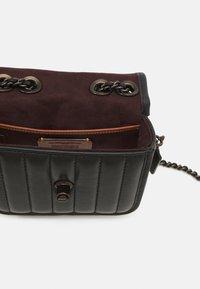 Coach - MADISON SHOULDER BAG - Handbag - black - 4