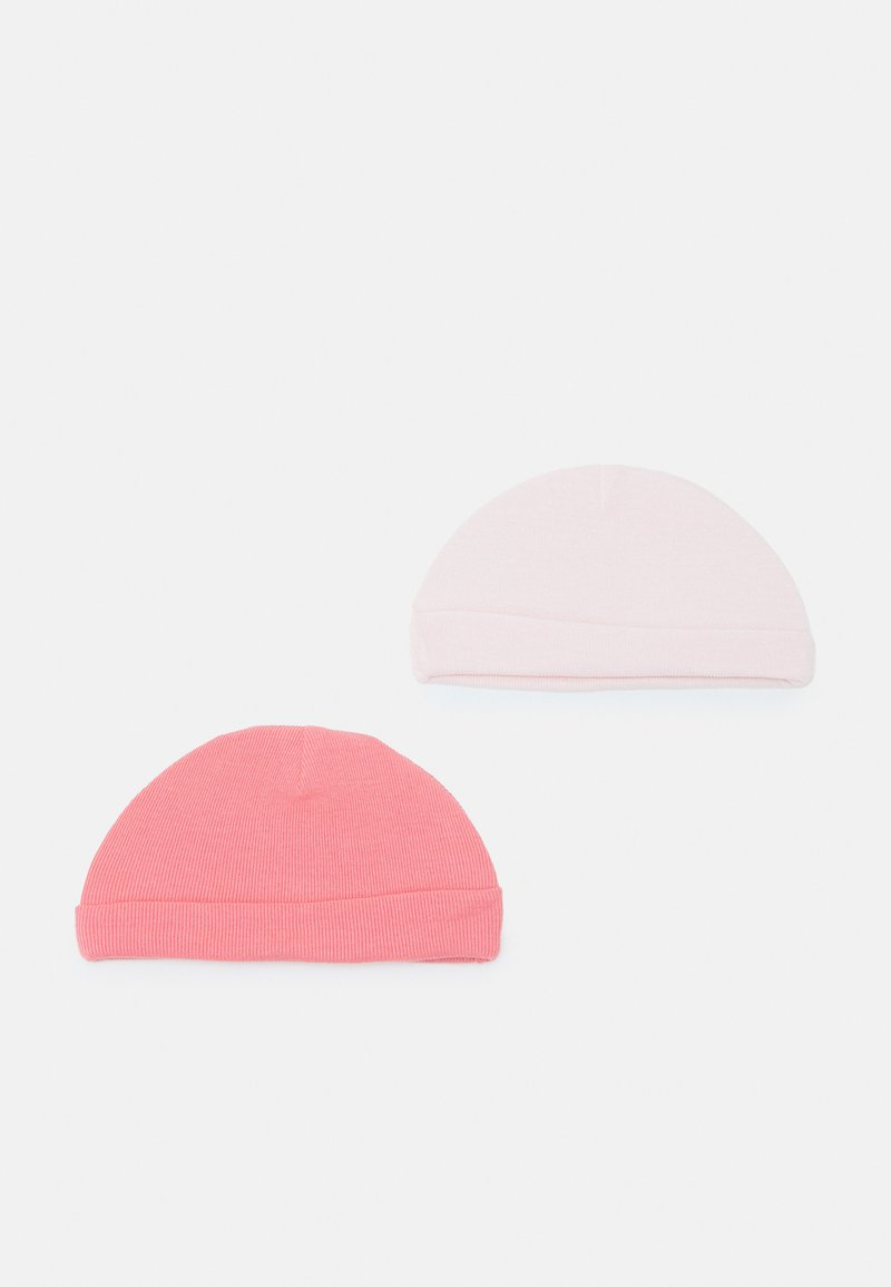 Carter's - HAT 2 PACK UNISEX - Beanie - pink
