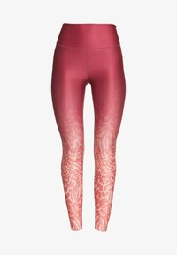 OMBRE PRINT LEGGING - Tights - wild hibiscus