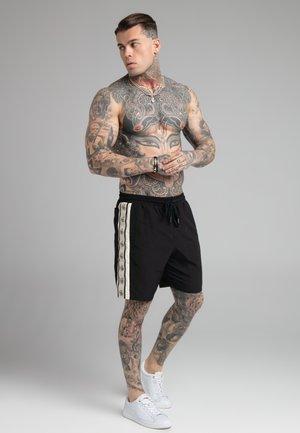 CALI TAPE - Swimming shorts - black