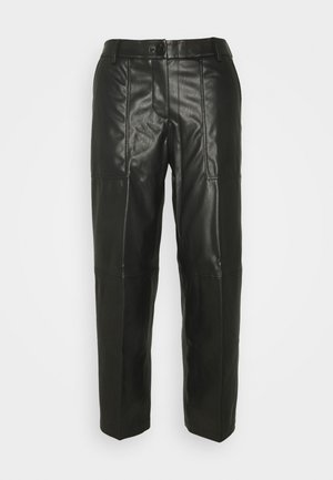 MAIRA - Trousers - black