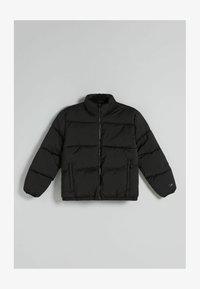 PUFFER JACKET - Summer jacket - black