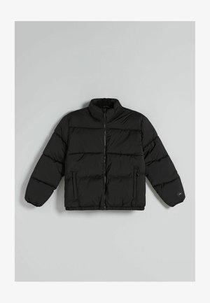 BASIC  - Summer jacket - black