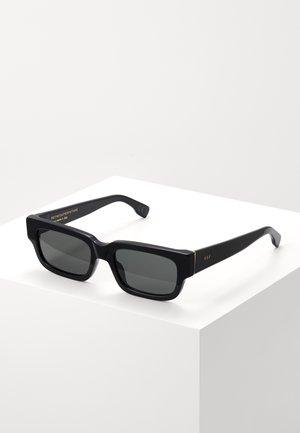 ROMA HAVANA RIGATA - Okulary przeciwsłoneczne - black