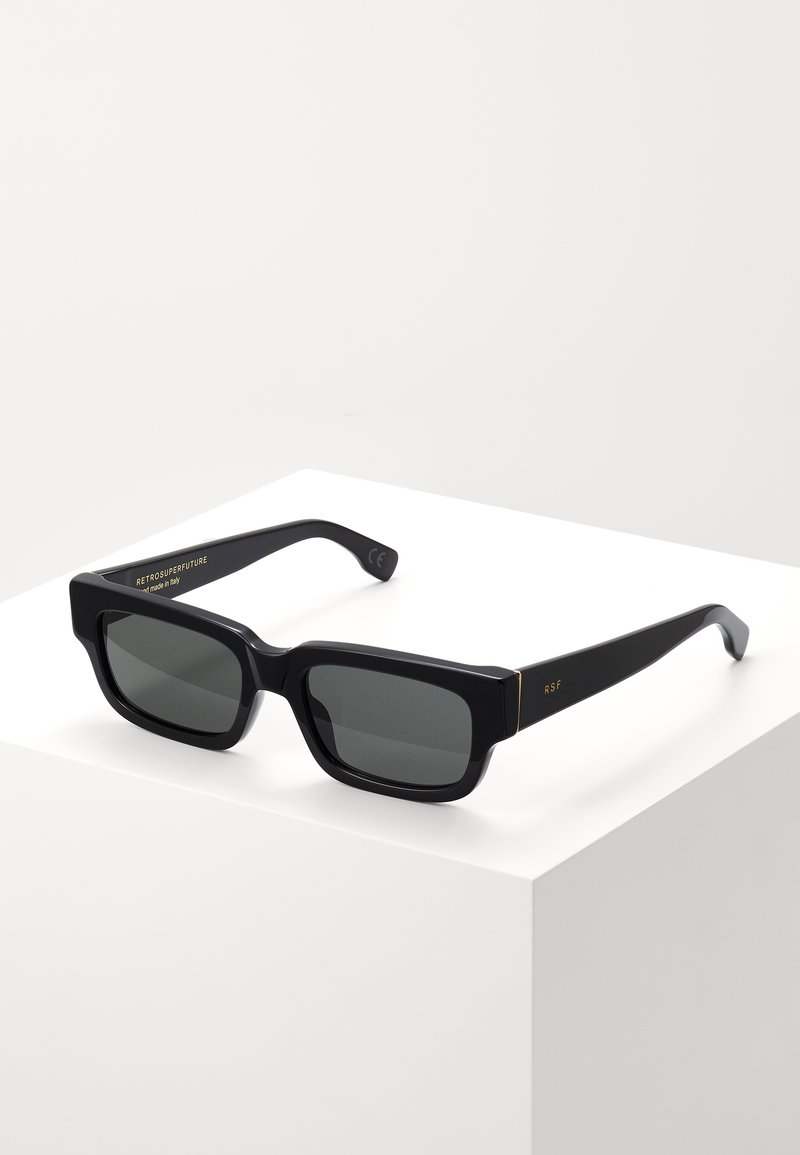 RETROSUPERFUTURE - ROMA HAVANA RIGATA - Sunglasses - black