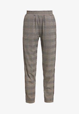 ALAYA - Trousers - tan combi